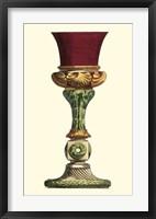 Framed De La Fosse Goblet II