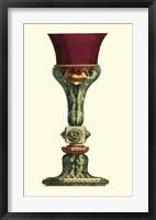 Framed De La Fosse Goblet IV