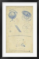 Framed Vintage Astronomy III