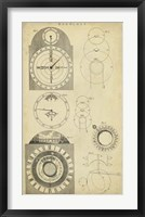 Framed Clockworks I