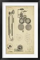Framed Clockworks II
