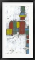Building Blocks I Framed Print