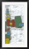 Building Blocks II Framed Print