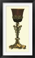 Framed Elongated Goblet II