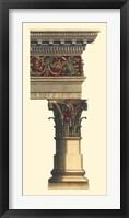 Framed Column & Cornice II