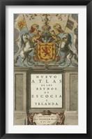 Framed Nuevo Atlas