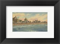 Framed Atlantic City, NJ- IV