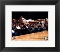 Framed Dennis Rodman Action