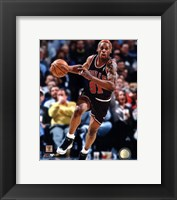 Framed Dennis Rodman 1996-97 Action