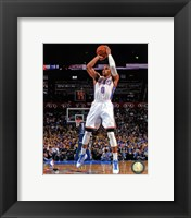 Framed Russell Westbrook 2012-13 basketball Action