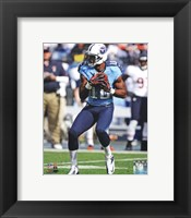Framed Kenny Britt 2012 Action