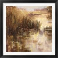 Framed Poetic Lake