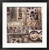 Framed Industrial II
