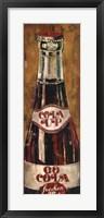 Framed Cola Up