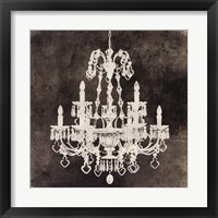 Framed Chandelier II