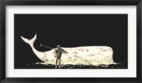 Framed La Mia Balena