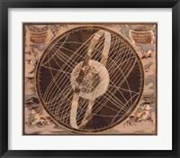 Framed Celestial I