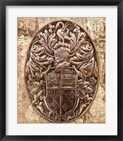 Framed Coat of Arms II