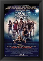 Framed Rock of Ages