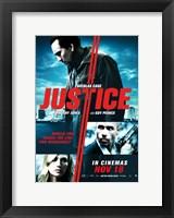 Framed Seeking Justice