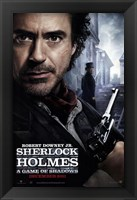 Framed Sherlock Holmes A Game of Shadows B