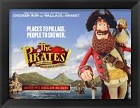 Framed Pirates! Band of Misfits