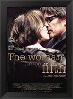 Framed Woman in the Fifth