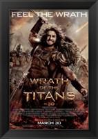 Framed Wrath of the Titans