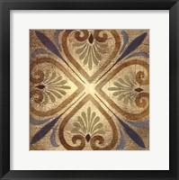 Framed Petite Tiles III