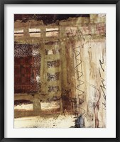 Framed WEAVE NO.1