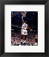 Framed Karl Malone 1996 Action