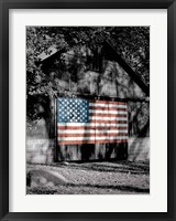 Framed Made in the USA