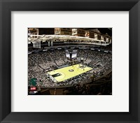 Framed Breslin Center Michigan State University Spartans 2012