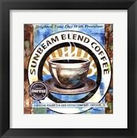 Framed Sunbeam Blend Coffee