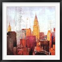 Framed City That Never Sleeps II