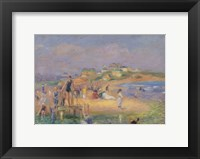 Framed Good Harbor Beach, 1919