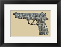 Framed Right to Bear Arms