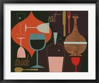 Framed Eat & Drink