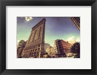 Framed Flat Iron