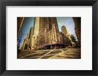 Framed Radio City