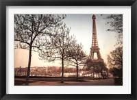 Framed Remembering Paris