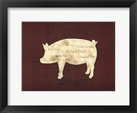 Framed Pig Foods
