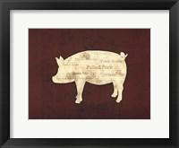 Framed Pig Foods
