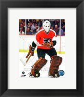Framed Bernie Parent Action