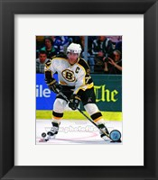 Framed Ray Bourque Action