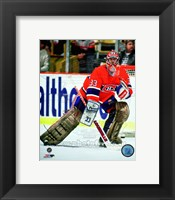 Framed Patrick Roy Action