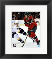 Framed Ryan Suter 2012-13 Action