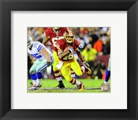 Framed Alfred Morris 2012 Action On The Run