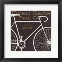 Framed Fixed Gear Bike Co.