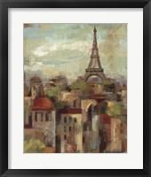 Framed Spring In Paris II